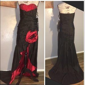 Gorgeous bolero  prom pageant dress